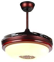 led ceiling fan light flush mount ceiling fan with led light kit