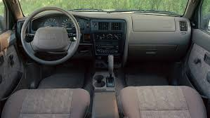 2004 Toyota Tacoma Interior Used Car Review 1996 To 2004 Toyota Tacoma The Chronicle Herald