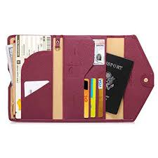 New Mexico Travel Document Holder images The best travel wallets to organize your vacation essentials jpg