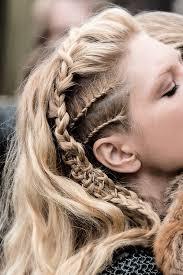 how to do hair like lagatha lothbrok hair mine still s2 q 1000 braids detail vikings katheryn winnick