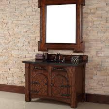 Cherry Bathroom Vanity by Bathroom Design Antique Cherry Bathroom Vanities Black Stone