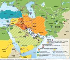 map iran iraq iran iraq war map