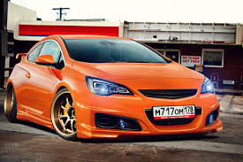 opel orange o on davirtualtuning deviantart