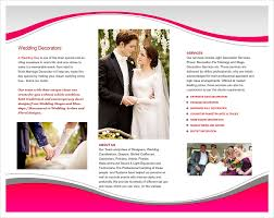 simple wedding planner 16 wedding planner brochures free psd ai eps format