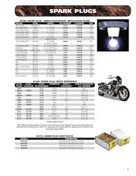page 9 of accell motorcycle products catalog