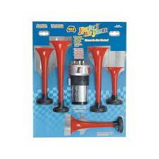 wolo dixie 5 trumpet air horn model 430 air horns sirens