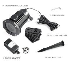 amazon com auledio 12 volts christmas lights projector kit