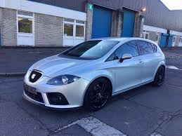 seat leon 2 0 tfsi fr dsg 5dr full service history 2007 in