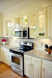 Glass Shelves Kitchen Cabinets Cabinets U0026 Glass Shelves Idea Gallery Anchor Ventana