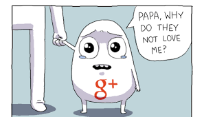 Google Plus Meme - how google plus came to be weknowmemes