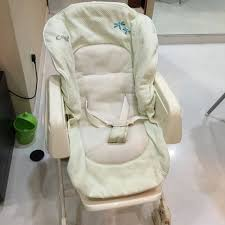Combi High Chair Cover Replacement Combi Rashule Baby High Chair U0026 Rocking Bed Babies U0026 Kids On