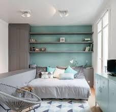 amenagement chambre 9m2 1001 idées comment aménager une chambre mini espaces