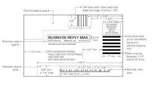 usps business reply mail template getting started with usps