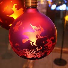 Flickering Light Bulb Halloween Halloween Light Bulbs Halloween Decoration Ideas For Yard