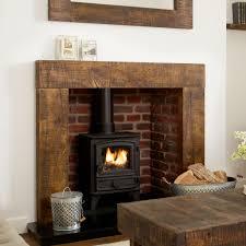 oak fire surrounds
