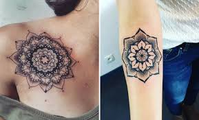 21 trendy mandala tattoo ideas for women stayglam