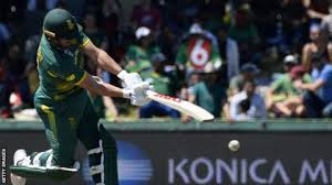 De by Ab De Villiers Hits 176 As South Africa Thrash Bangladesh By 104