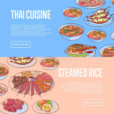 insecte de cuisine insectes thaïlandais de restaurant de cuisine avec les plats