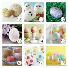 how to decorate easter eggs 18 ways to decorate easter eggs u create