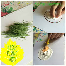 art science u003d plant people a nature based craft or kids kbn