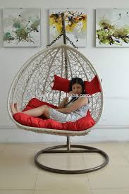 wholesale cheap indoor wicker hanging cane chairs for bedrooms