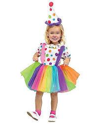Halloween Childrens Costumes 25 Toddler Clown Costume Ideas Halloween Tutu