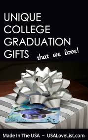 college graduation gift ideas unique college graduation gifts all american made usa list