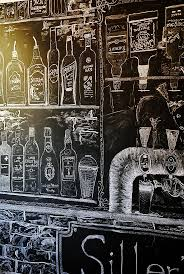 best 25 chalkboard bar ideas on pinterest chalk board