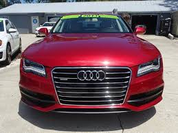 audi a7 parking 2013 audi a7 awd 3 0t quattro prestige 4dr sportback in smyrna
