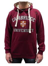 amazon com official cambridge university hoodie official