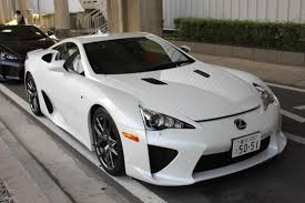 white lexus file production lexus lfa white yoko jpg wikimedia commons
