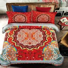 bohemian duvet covers boho bed comforters boho duvet covers queen