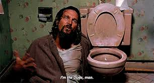 The Dudes Rug The Dude The Big Lebowski Favorite Movies Pinterest