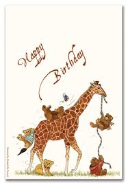 original crown mill belgium happy birthday giraffe firste5456