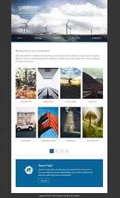 Free Homepage For Website Design Free Html Css Website Templates