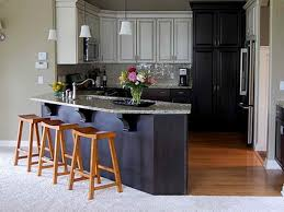 Kitchen Cabinets Painting Ideas Painted Kitchen Cabinets Ideas Colors Us House And Home Real