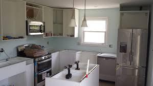 ikea microwave base cabinet built in sektion ikd modern kitchen