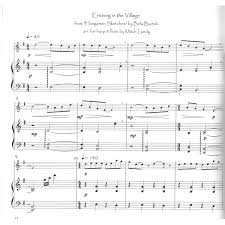 bartok for flute and harp