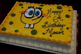 spongebob birthday cake beautiful spongebob birthday cakes concept best birthday quotes