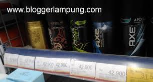 Parfum Di Alfamart harga axe di alfamart lung personal branding