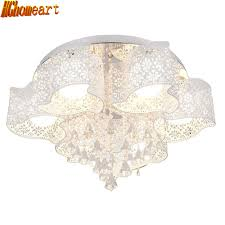 Flush Ceiling Lights Living Room by Online Get Cheap Chandelier Flush Mount Aliexpress Com Alibaba