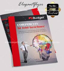 two fold brochure template psd 45 free psd tri fold bi fold brochures templates for promoting
