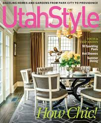 magazine utah style and design