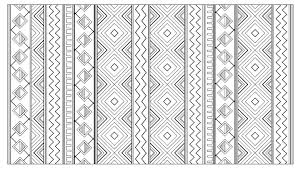 inca aztec mayan pattern mythology archives coloring pages for