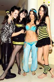 princess jasmine halloween all of kim kardashian and kendall and kylie jenner u0027s throwback