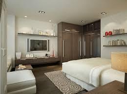 Bedroom Interior Design With Texture Wallpaper Quecasita - Wall paper interior design
