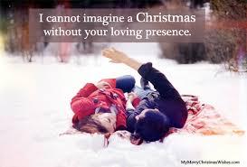 cute romantic merry christmas wishes husband u0026 wife