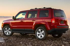 chrome jeep patriot 2016 jeep patriot pricing for sale edmunds