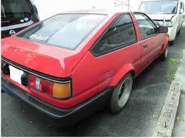 toyota corolla gt coupe ae86 for sale levin cars something jp sale is eassier search
