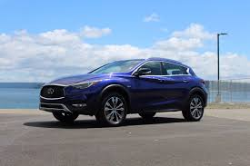 first drive 2017 infiniti qx30 2017 infiniti qx30 luxury for less than 30 000 carfax